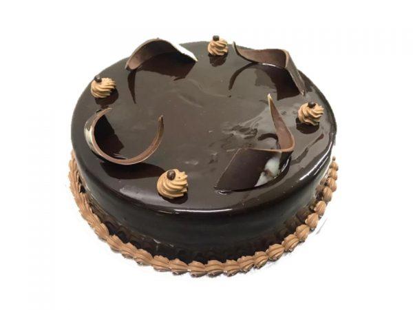 Dark Chocolate Cake 1kg newLook