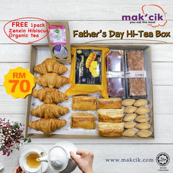 fathers day Hi Tea box 2