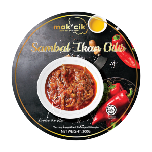 Promotion - Sambal - 2 packets for RM 18
